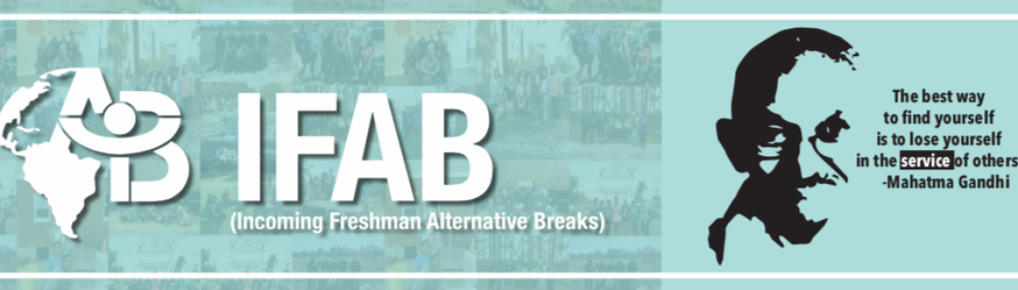 Incoming Freshman Alternative Break