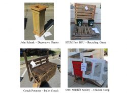 Pallet Challenge projects