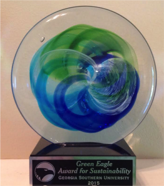 Green Eagle Award for Sustainability