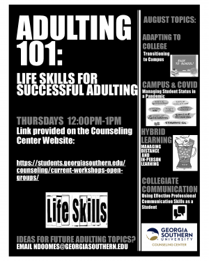 August Life Skills Flyer (1)