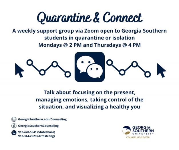 Quarantine & Connect