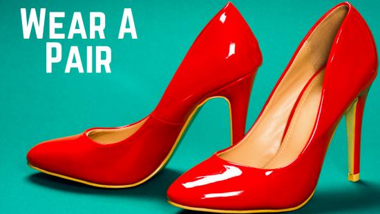 wear a pair