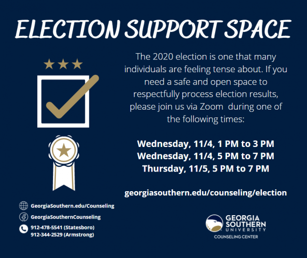 Election Support Space