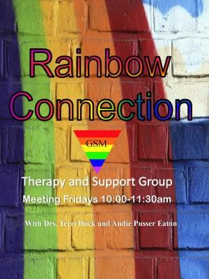 Rainbow Connection flyer Fall 2018