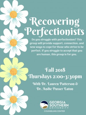 RecoveringPerfectionists