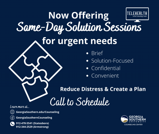 Same Day Solution Session
