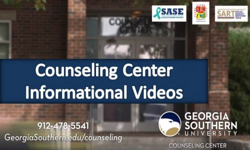 Slide - Counseling Center Informational Videos