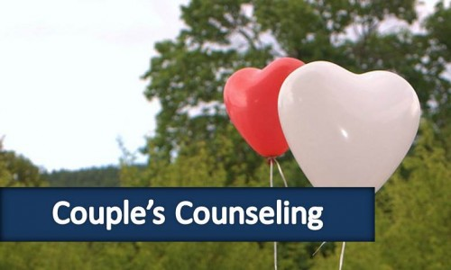 Slide - Couple's Counseling