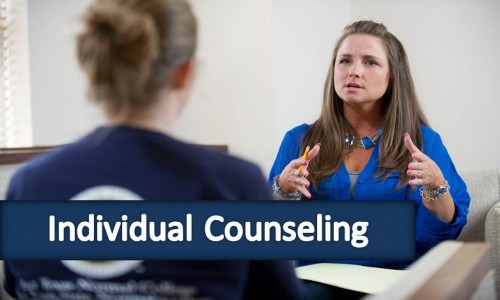 Slide - Individual Counseling