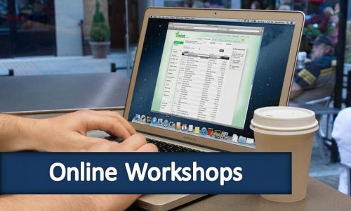 Slide - Online Workshops