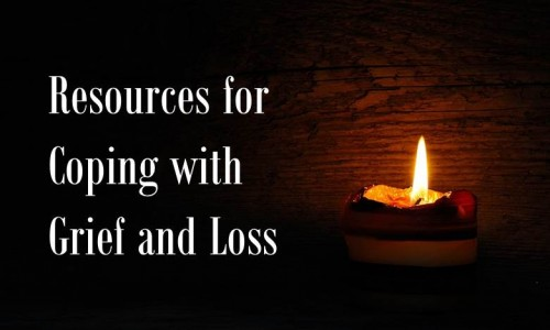 Slide - Resources for Coping with Grief and Loss