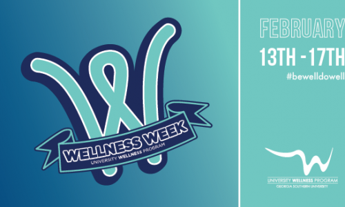 Wellness Week!! February 13-17