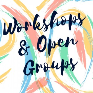 Workshops & Open Groups