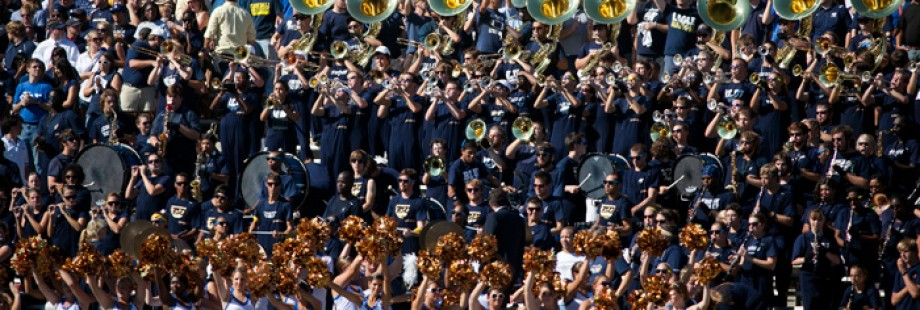 large marching band