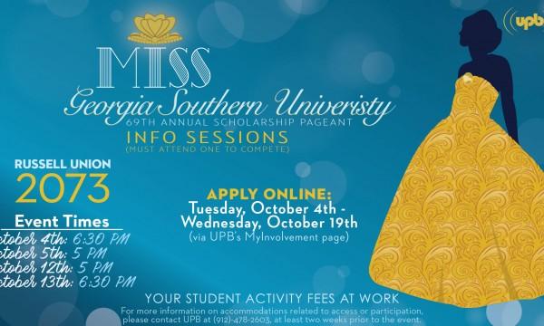 Miss GSU web banner