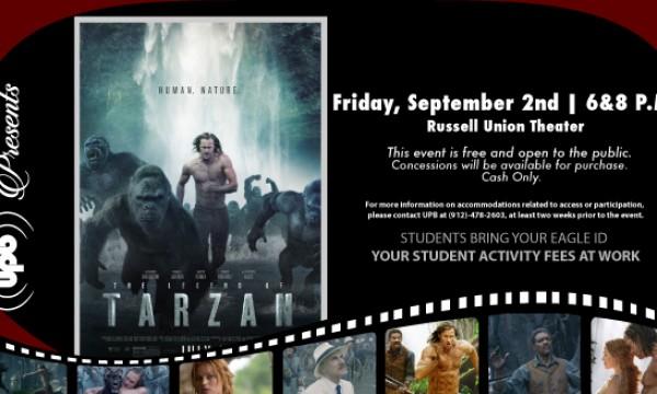 Tarzan web banner