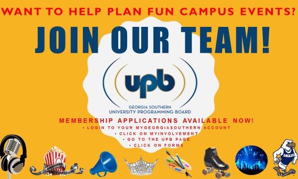 UPB membership ad
