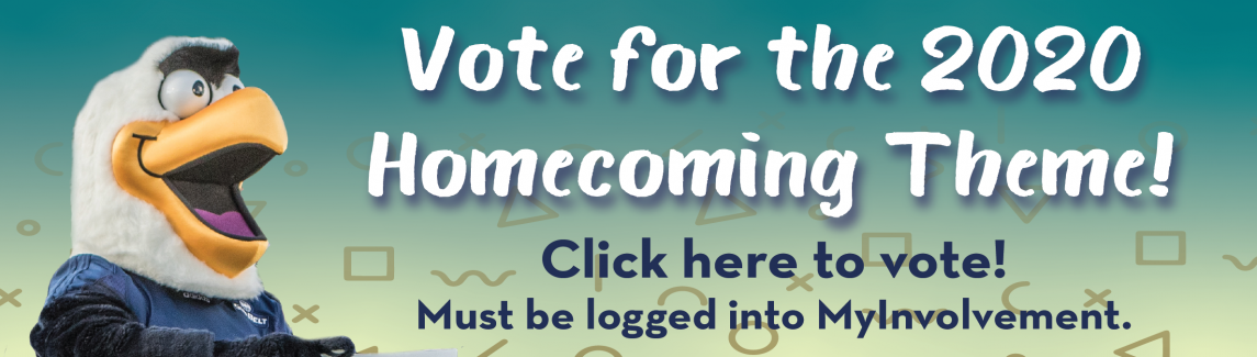 Vote 2020 Homecoming theme_Web Banner