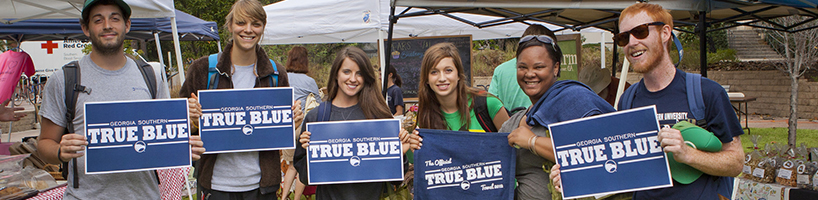 Student Resources - True Blue