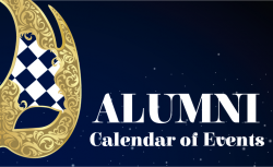 Alumni Calendar of Events